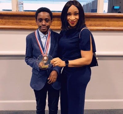Nigerian Boy,12, Bags UK Award For Discovery Of New Mathematics Formular