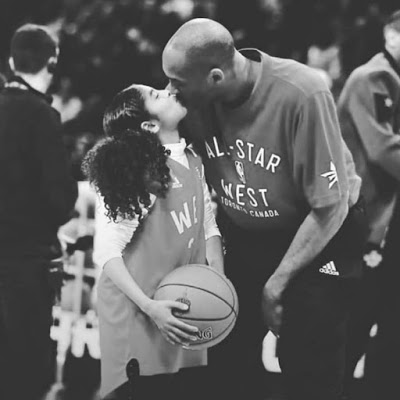 Beautiful Pictures Of Koby Bryant And His Family As The World Mourns Him