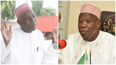 Ganduje Is Gone, Anything To The Contrary, Nigeria Will See The Fire - Buba Galadima