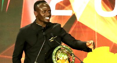 Sadio Mane Beat Mohamed Salah To Win African Player Of The Year