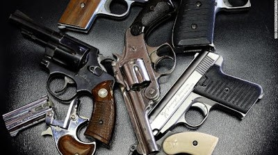 Babysitter Taking Selfies With A Gun, Accidentally Shot 10-year-old Boy