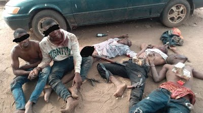 Police Kill 3 Armed Robbers, Arrest 2 In Anambra