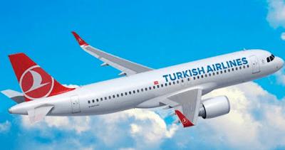 Turkish Airlines Suspends Nigeria Flights, Refunds Passengers Over Coronavirus