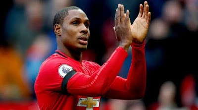 I'll Give My Blood For Manchester United - Odion Ighalo