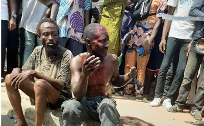 PHOTOS: Police Arrests Ritualists In Lagos