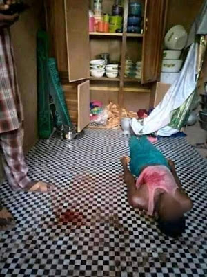 PHOTOS: Housewife Stabs Her Husband To Death