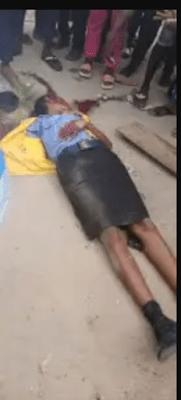 PHOTOS: Policeman Shoots Dead Female Colleague In Rivers
