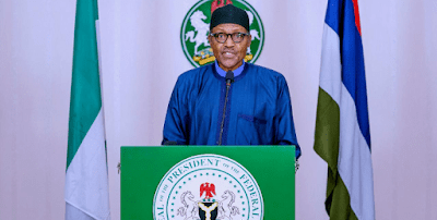 President Buhari To Address Nigerians By 8pm Today