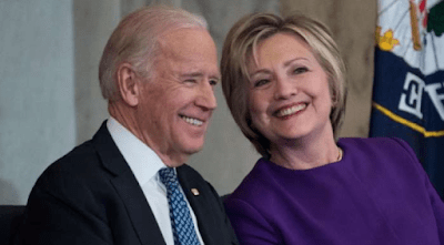 Hillary Clinton Endorses Joe Biden For US Presidency