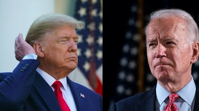 You Are A 'Sleepy Guy', You Are Too Scared To Debate Me - Trump Attacks Biden