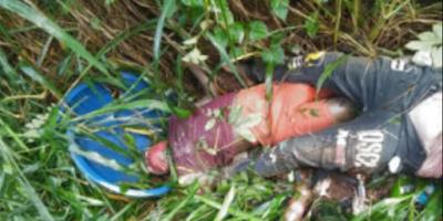 Disturbing Photos: 3 Decomposing Bodies Found In A Bush In Delta