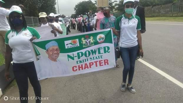 We Can't Afford N300bn - FG To N-Power Beneficiaries