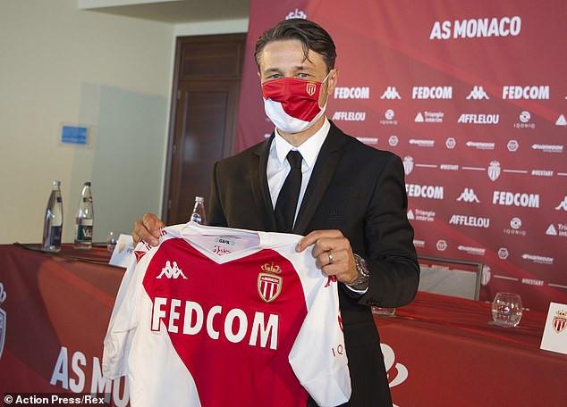 AS Monaco Unveils Niko Kovac As New Manager