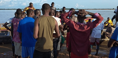 A Boat Capsize On Benue River, Killing All 28 Church Members From A Convention
