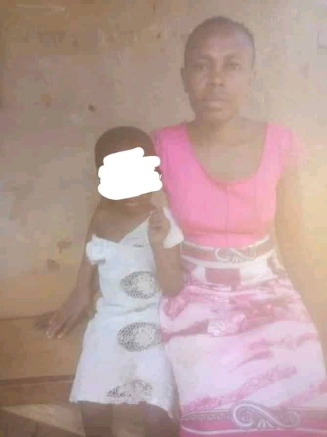 Father Defiles His 4-Year-Old Daughter, Cut Her Vag!na With Scissors