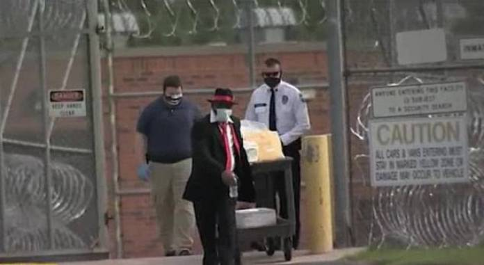 Man Released After Spending 44 Years In Prison For Rape He Didn't Commit