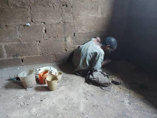 Another Man Chained For 15 Years Rescued In Kano (Video)