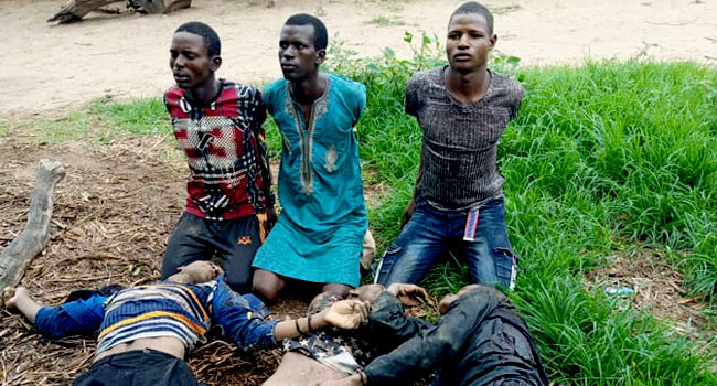 Vigilante Kill 3 Kidnappers After An Ambush In Yobe