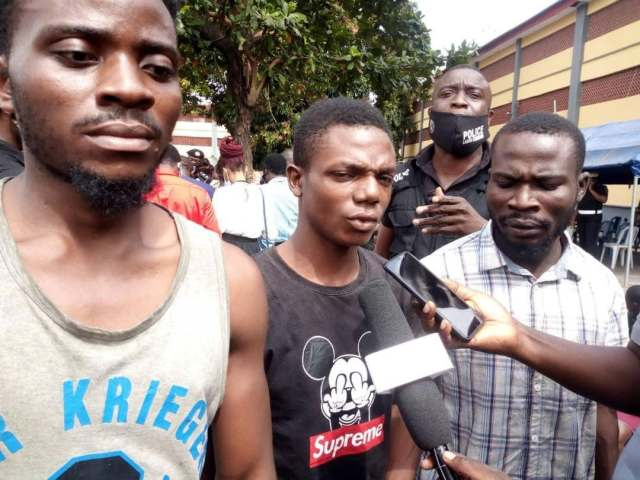 Police Nab 3 Benue Gun Manufacturers In Lagos
