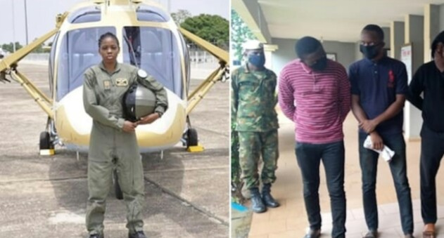 Arotile: Driver Reveals How He Mistakenly Killed Female Helicopter Pilot