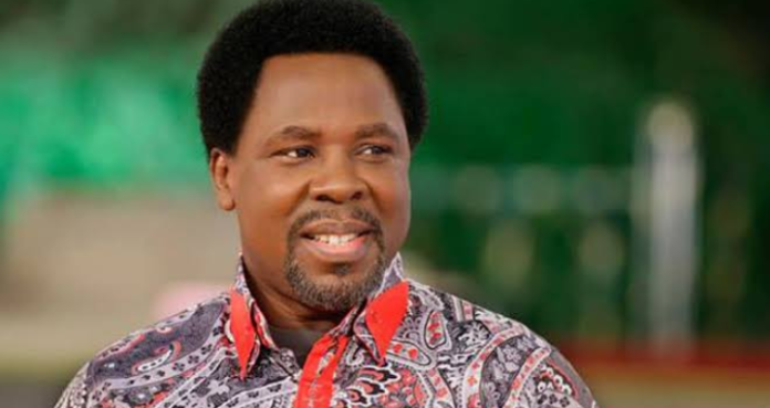 My Church Will Reopen When I Hear From God - Prophet TB Joshua