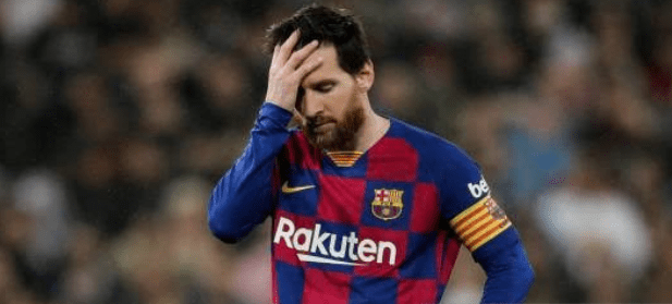 I Want To Leave - Messi Asks Barcelona