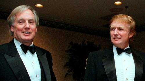 Trump's Younger Brother Dies At 71