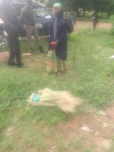 7-year-old Girl Slaughtered By Woman For Rituals In Jos (Photos)