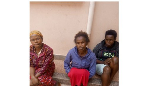 Police Arrests 62-year-old Woman And Her 2 Daughters For Stealing 2-months-old Baby Girl