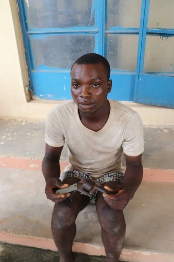 Police Arrests 3 Over Armed Robbery