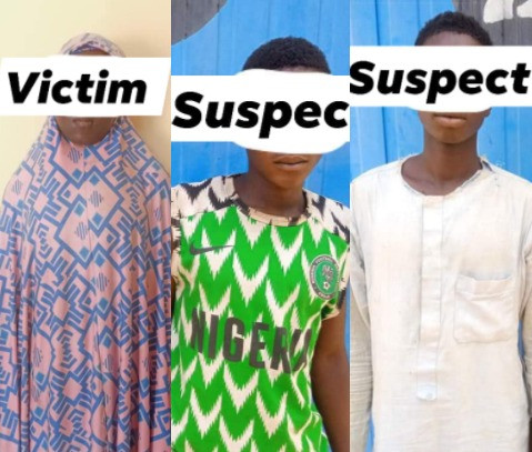 Security Operatives Arrests 2 Friends For Gang-raping 17-year-old Girl