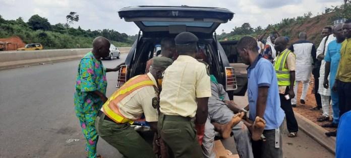 4 Dead, 12 Injured In Lagos-Ibadan Expressway Crash