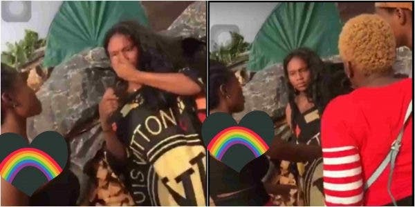 [VIDEO] See Slay Queen Received Beatings For Dating This Girl's Father