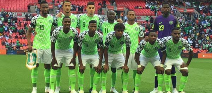 Super Eagles Moved Up In World FIFA Ranking