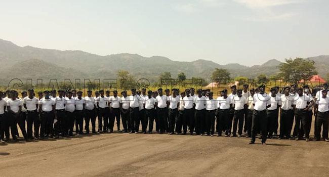 VIDEO: SWAT Begins Training Of 400 Personnel