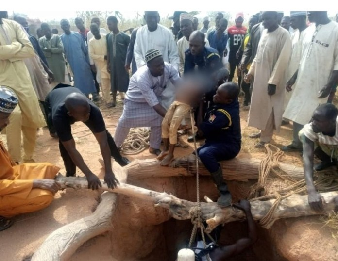 6-year-old Boy Drowns In A Well In Kano (Photos)