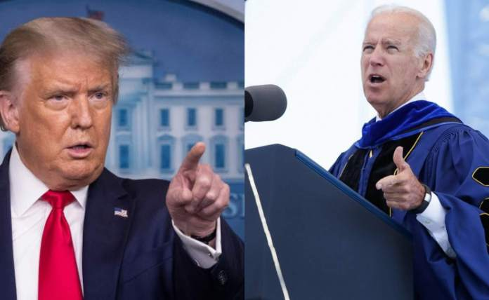 The Election Is Far From Over - Donald Trump Reminds Biden