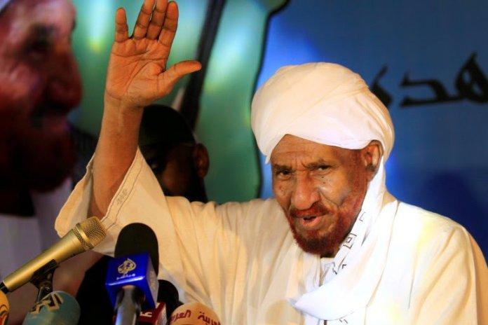 Former Sudan's Prime Minister Dies Of COVID-19