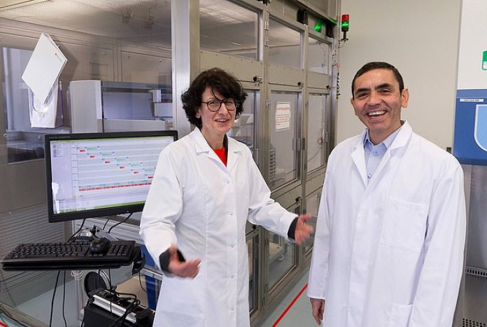 Meet Husband & Wife Behind COVID-19 Vaccine That Could Save The World (Photos)