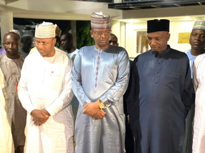 Zamfara Governor Secures Release Of 11 Kidnapped Victims (Photos)
