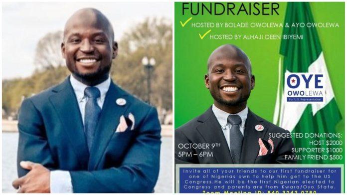 Meet Nigerian Born Democrat Elected Into US Congress, To Represent Washington D.C.