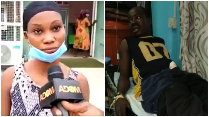 Woman Bites Off Man's Pen!s After He Demanded For S€x During Robbery (Photo)
