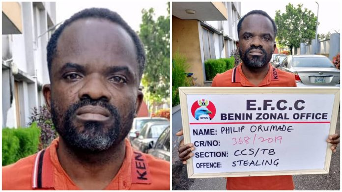 EFCC Arraigns Ex-Banker For Stealing N18m From ATM Machine