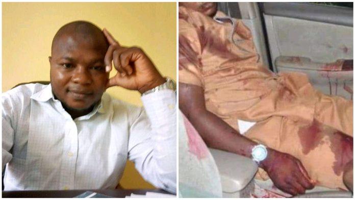 Gunmen Attack And Killed Lecturer In Ogun State (Photo)