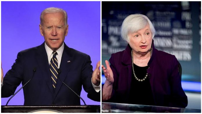Biden Unveils Economy Team After An All Female Communication Team