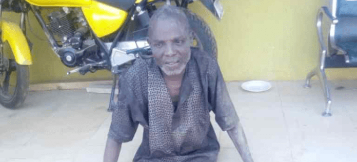 55-year-old Man Arrested For Being In Possession Of 4 Human skulls, 2 Dry Human Hands And 3 Jaws