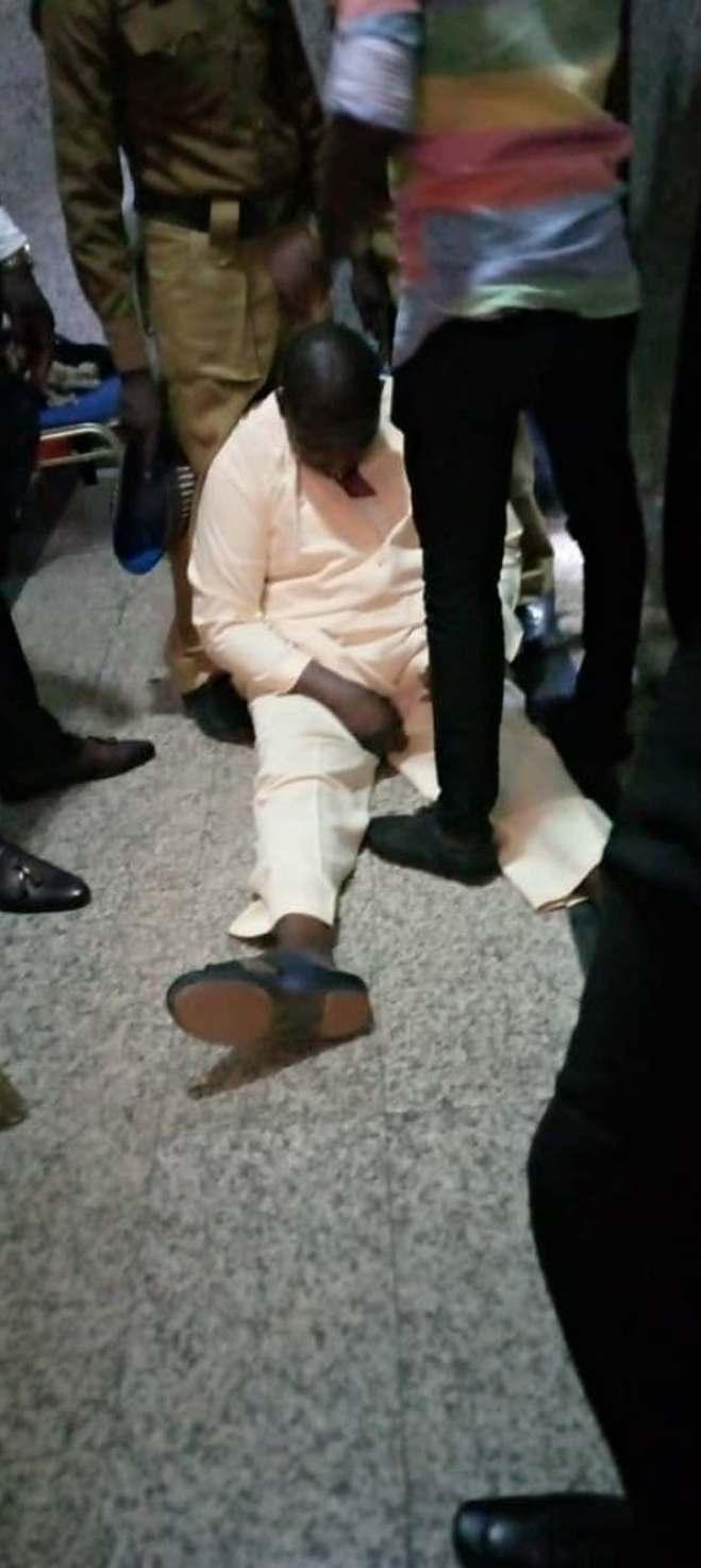 Abdulrasheed Maina Slumps In Court During Trial (Photos)