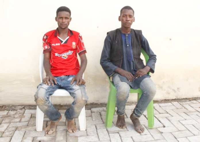 Police Arrests Two Nigerians For Kidnapping American Citizen In Niger Republic