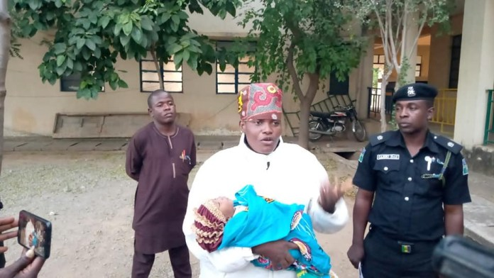 Commercial Sex Worker In Police Net For Selling Own Baby For N300,000