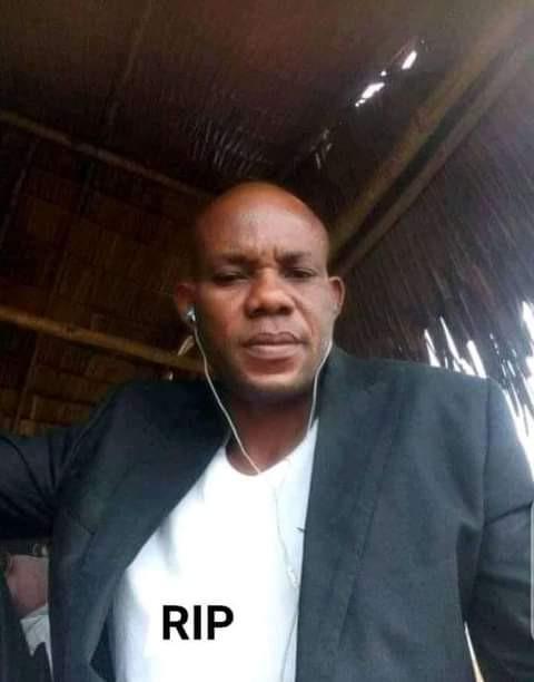 15 Gunmen Storm Lagos Community, Kill 2 Business Men (Graphic Photo)